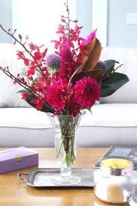 flower bouquet - flavor of my life