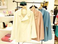 ◆マントコート&ショール*入荷のお知らせ◆ - 豆千代モダン 新宿店 Blog