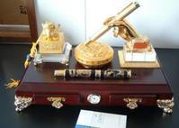 中国製・万年筆置き台(飾り台) - 軍装品・アンティーク・雑貨 展示館
