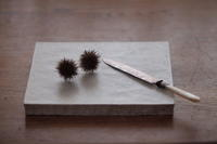 8寸角台皿 - なづな雑記