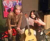 加藤崇之さんの新曲...共演できて幸せだった!(ミクロマクロ) - 蜂谷真紀  ふくちう日誌