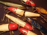 Pflueger Wood Plugs - 店主のマニアック日記