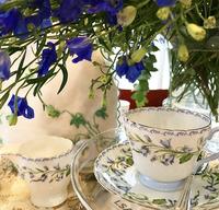 アフタヌーンティーレッスン(イギリス陶磁器の歴史) - Table & Styling blog