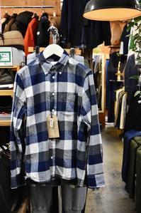 良好で御買い得★なシャツ♪♪  R & Vintage  LEFTY O'DOULS - selectorボスの独り言   もしもし?…0942-41-8617で細かに対応しますョ  (サイズ・在庫)