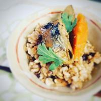 【レシピ】圧力鍋で味付けは塩麹のみ 秋刀魚の混ぜゴハン - 『with F』わたしたちの日常にたくさんのwithを...お花で癒やされ、発酵やさしいごはんで自分をつくり、旅で楽しむ☆
