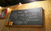 和栗モンブランとパンプキンパイ:SugarToothカフェ - お休みの日は~お散歩行こう