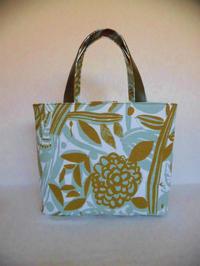 北欧デザインのバッグバッグ達 - 北欧生地とリバティのハンドメイドバッグ