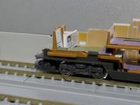 [鉄道模型]「E26系 カシオペア」をメイクアップする(3) スロネE27-101 - 新・日々の雑感