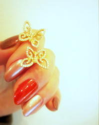 10月のネイル * 紅葉カラーにしてみました♪ - ぴきょログ~軽井沢でぐーたら生活~