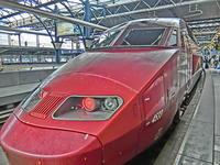 欧州ひとり旅 (20) Day 5  パリへ - 多分駄文のオジサン旅日記