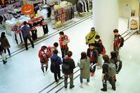 コンサドーレが勝った日と期日前投票と帽子の買い物 - 照片画廊