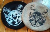 関西つうしん企画展 猫展の展示作品をごくごく1部ですが紹介します - 雑貨・ギャラリー関西つうしん