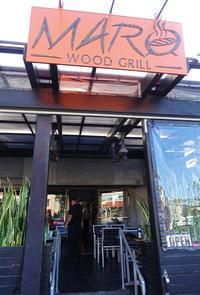 Maro Wood Grill - パサデナ日和