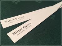 ロンドン発「ミラーハリス」のハンドウオッシュはサイン入り♡ - From sugar box studio