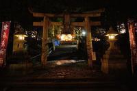 岩倉の火祭り@岩座神社 其の一 - デジタルな鍛冶屋の写真歩記