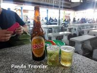 ペナンの海沿いにあるビールも飲める穴場ホーカー - 酒飲みパンダの貧乏旅行記 第二章