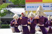 2017岡山うらじゃ2日目その15(踊り衆 吉備人-kibiuto-) - ヒロパンの天空ウォーカー