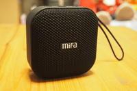 【ガジェット】Mifa A1 Wireless Portable Speaker ~ちょっとダメかな・・ - SAMのLIFEキャンプブログ Doors , In & Out !