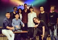 よく笑った夜「Miya × Benedict+ 7人のマエストロ〜」 - 蜂谷真紀  ふくちう日誌
