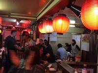 神田「ふじくら」★★★★☆ - 紀文の居酒屋日記「明日はもう呑まん!」