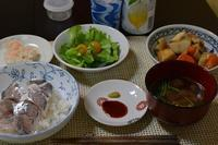 再び鯵のお寿司 - おいしい日記