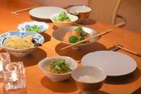 鯖のチリソース/牡蠣の春雨煮込み/栗の渋皮煮 - まほろば日記