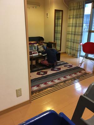 雨の休日 - ど35育児日記Ⅲ