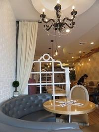 Lunch @ Prince Tea House - NYの小さな灯り ~ヘアメイク日記~
