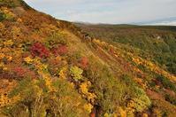 安達太良山紅葉狩り - 歩のち登、ときどき走。