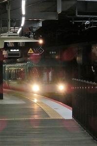 藤田八束の鉄道写真@特急列車くろしお、貨物列車桃太郎の写真・・・新大阪駅から撮影 - 藤田八束の日記