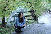 薬師池公園でのポートレート撮影会 - なちゅフォト