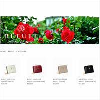 """Bleuet e‐Boutique!Debut★ """"ブルエ ミニウォレットのデビュー★ - BLEUET(ブルエ)のStaff Blog Ⅱ"""