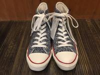 """NEW"" USA企画 CONVERSE ALL STAR Winter Knit Navy - 「NoT kyomachi」はレディース専門のアメリカ古着の店です。アメリカで直接買い付けたvintage 古着やレギュラー古着、Antique、コーディネート等を紹介していきます。"