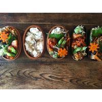 鶏とカブとキノコのトマト煮込みBENTO - Feeling Cuisine.com
