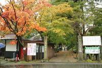 みちのく紅葉の旅~、おや台風も一緒だぞ...① - からっ風にのって♪