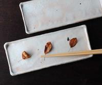 村木雄児さんの粉引板皿 - 暮らし用品便り