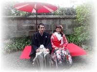 結婚式前撮り - 商家の風ブログ