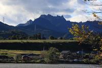 湖畔の光景 - 風の彩り-2