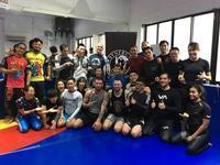Craig Jones seminar クレイグジョーンズセミナー - レイちゃんの 海外移住計画 singapore 柔術MMAのある生活