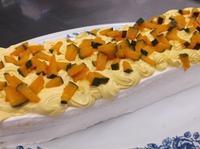 10月のお誕生ケーキ - 大津ケアセンター ブログ