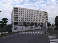 台風一過 ホテルエミオン - 浦安フォト日記