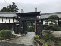 冠木門が完成しました。 - 吉田建築計画事務所-プロジェクト-