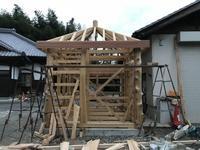 屋根工事です。 - 吉田建築計画事務所-プロジェクト-