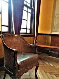 入船山記念館椅子 - yumily sketch