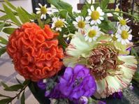 お誕生会のお花 - Ikuko's decoroom