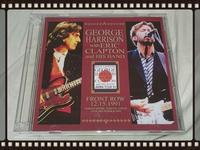 GEORGE HARRISON with ERIC CLAPTON and HIS BAND / FRONT ROW 12.15.1991 - 無駄遣いな日々