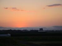 久しぶりの晴天の朝 - 風の吹くまま