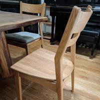 食卓の椅子 - 一歩前進したかも日記
