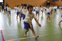 組体操(年長) - 慶応幼稚園ブログ【未来の子どもたちへ ~Dream Can Do!Reality Can Do!!~】