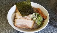 なかた屋 こく煮干しそば - 拉麺BLUES